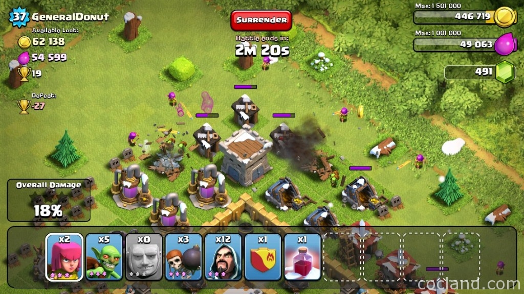 attack-in-clash-of-clans