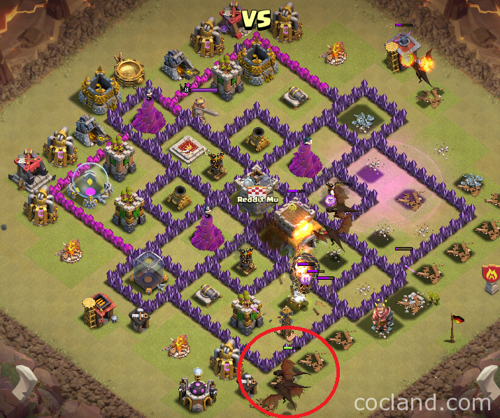 mass-dragon-attack-with-barbarian-king-strategy-2