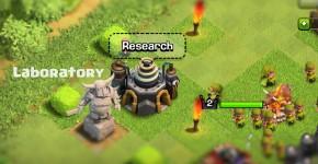 Clash of Clans Laboratory