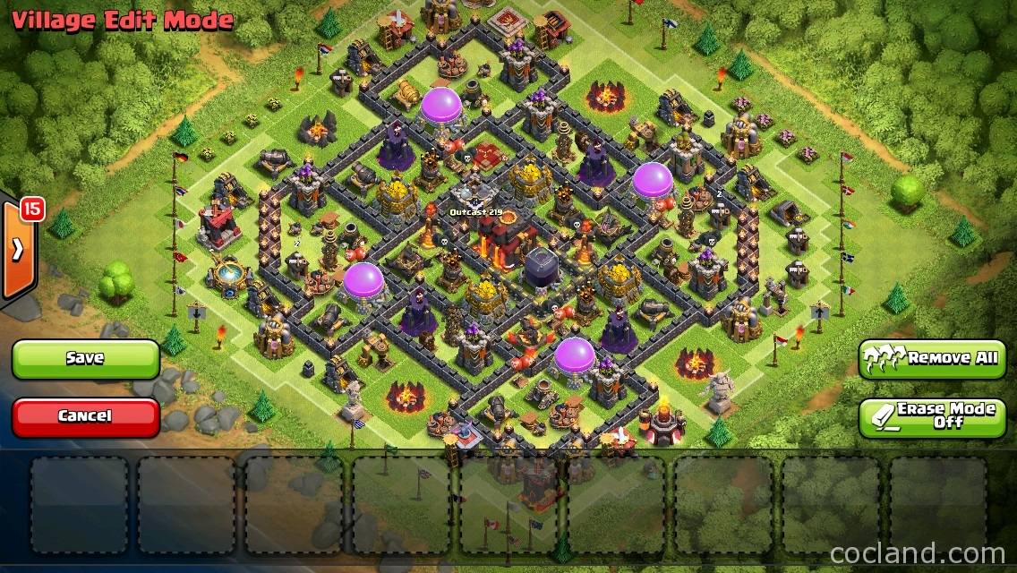 Best th 10 base war 2015
