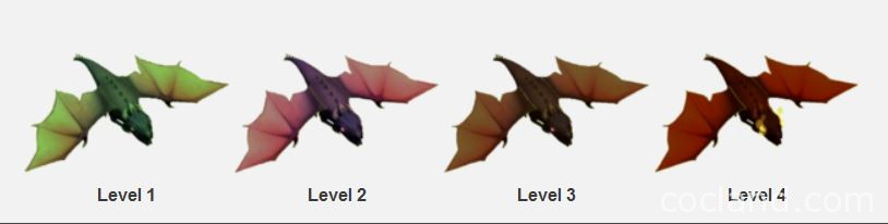 what do level 5 dragons video