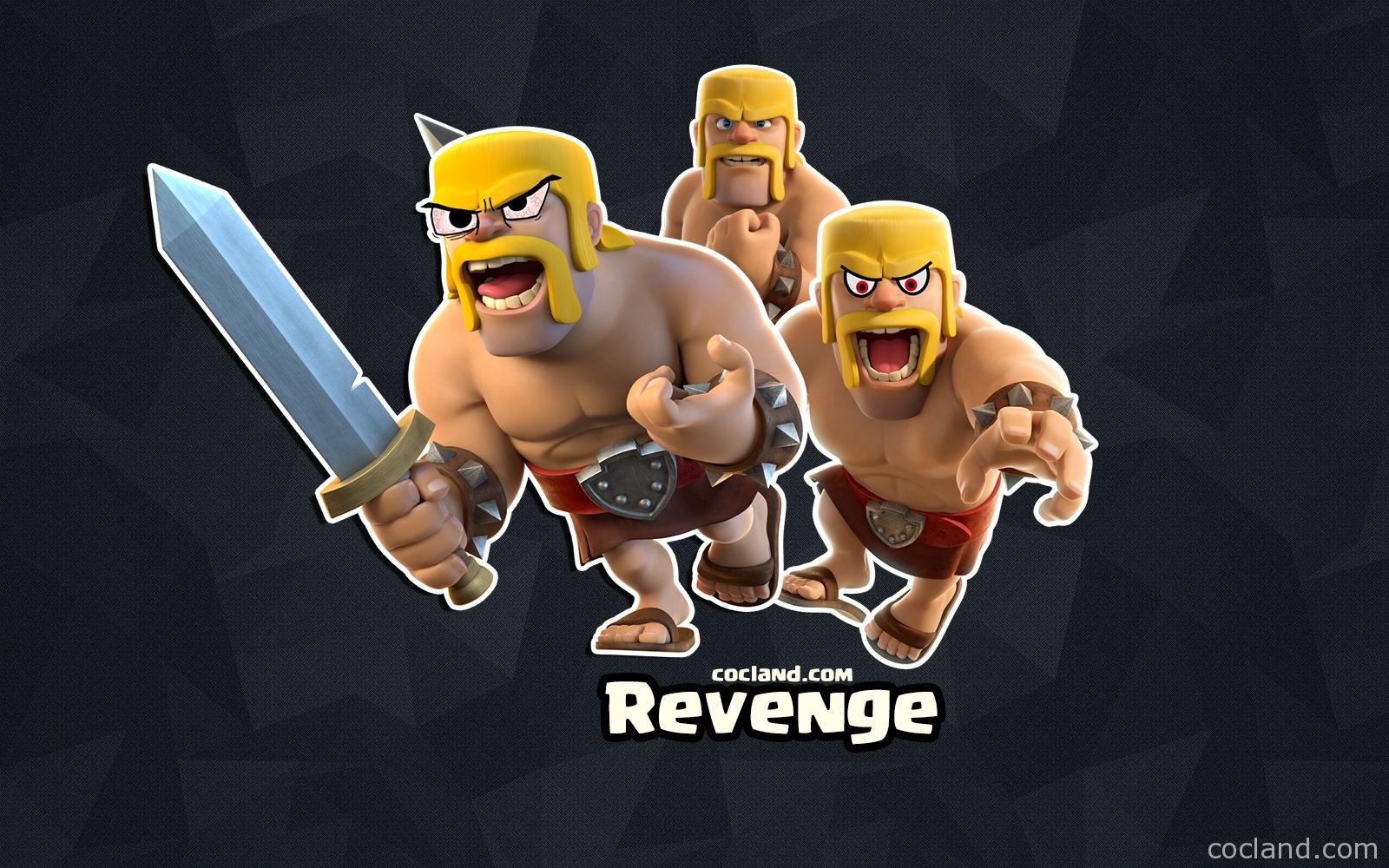 Clash of Clans Revenge Guide