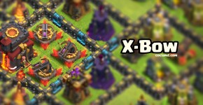 Clash of Clans X-Bow