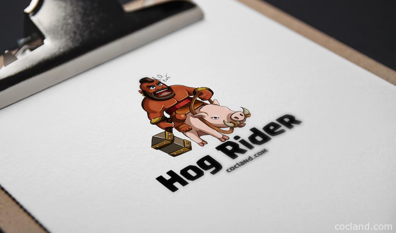 Hog Rider Fan Art