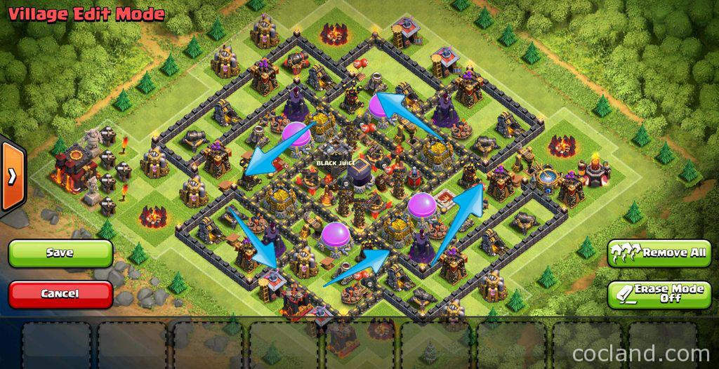 tropical-loot-forest-town-hall-10-farming-base