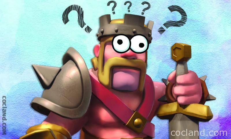 Stupid Barbarian King!