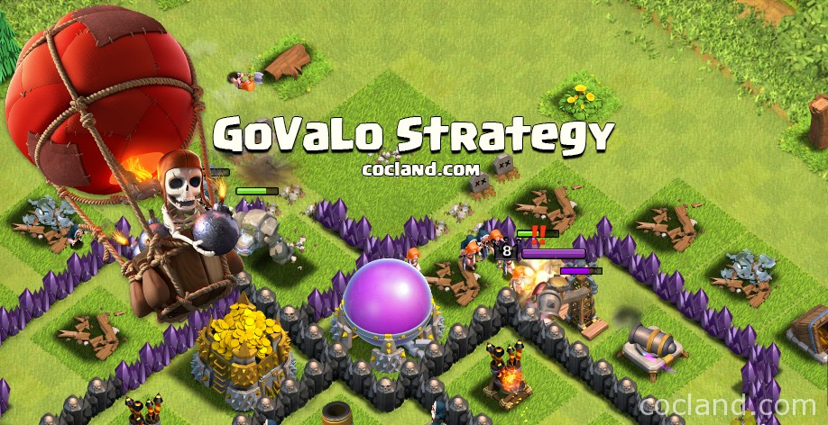 GoVaLo Attack Strategy