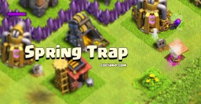 Spring Trap in Clash of Clans