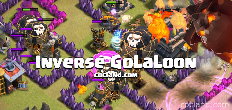 Inverse GoLaLoon Strategy