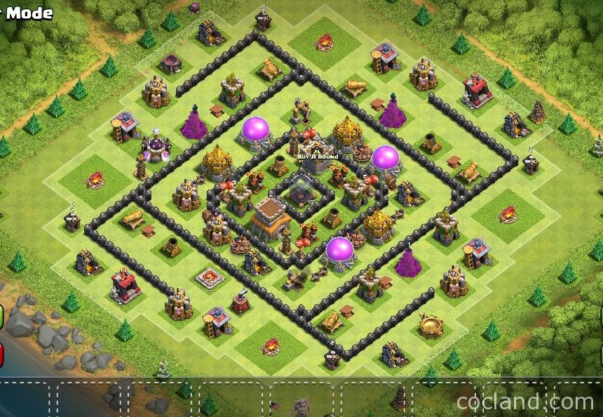 Clash Of Clans Base Not Saving