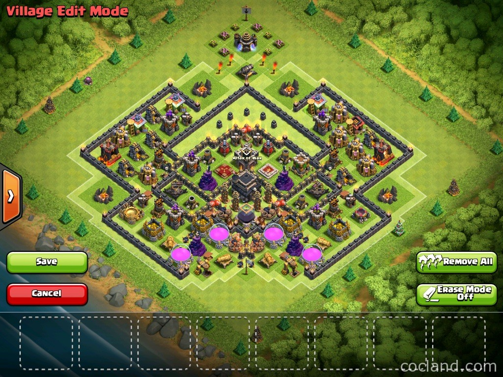Th9 trophy base push to champion in just 3 days