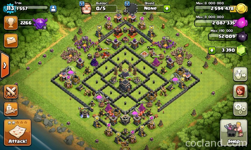 fortress-th9-de-farming-base
