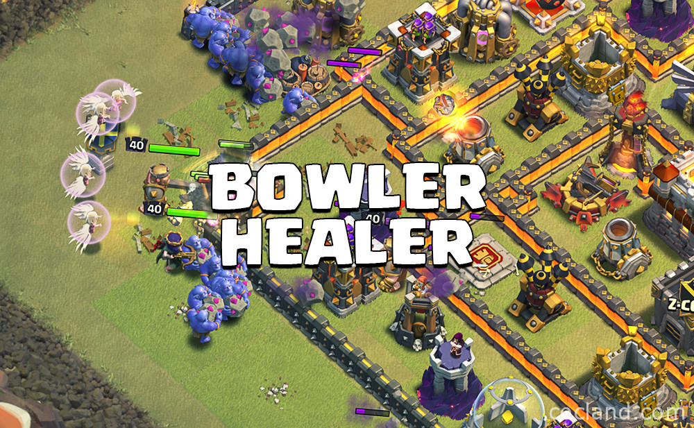 Bowler Healer Strategy