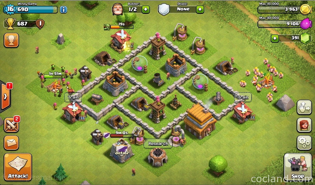 Clash of Clans Base Building Tips for Beginners