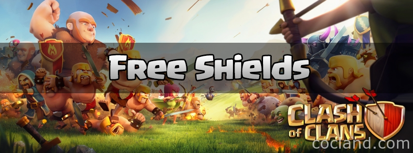 free-shields-clash-of-clans
