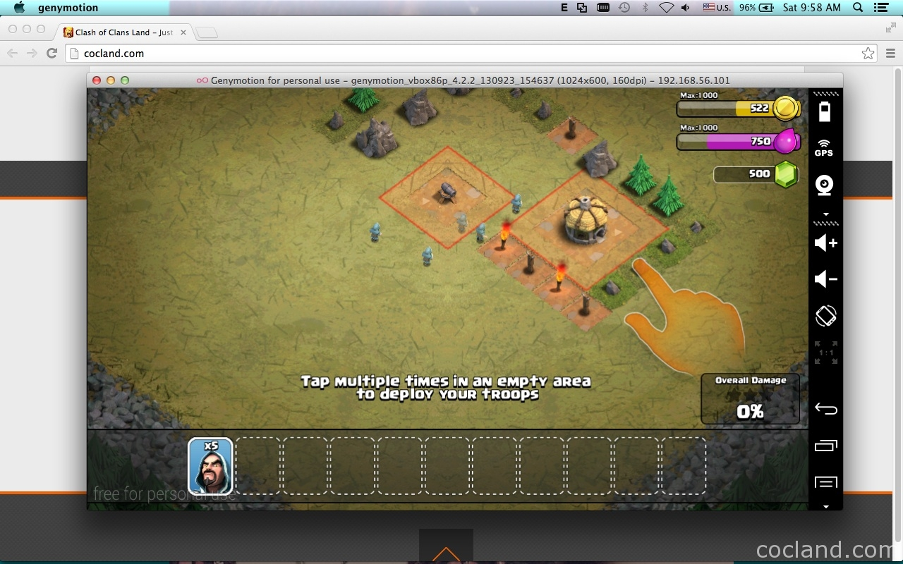Play Clash Of Clans On Mac