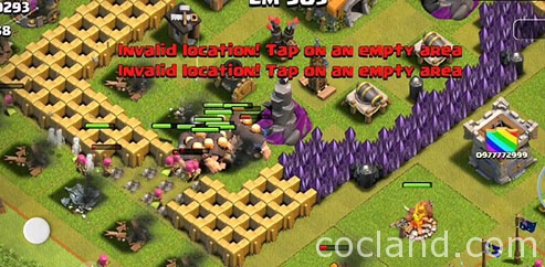 Top common mistakes in clash of clans se7ensins gaming community - Common mistakes when building a home which can demolish your dream ...