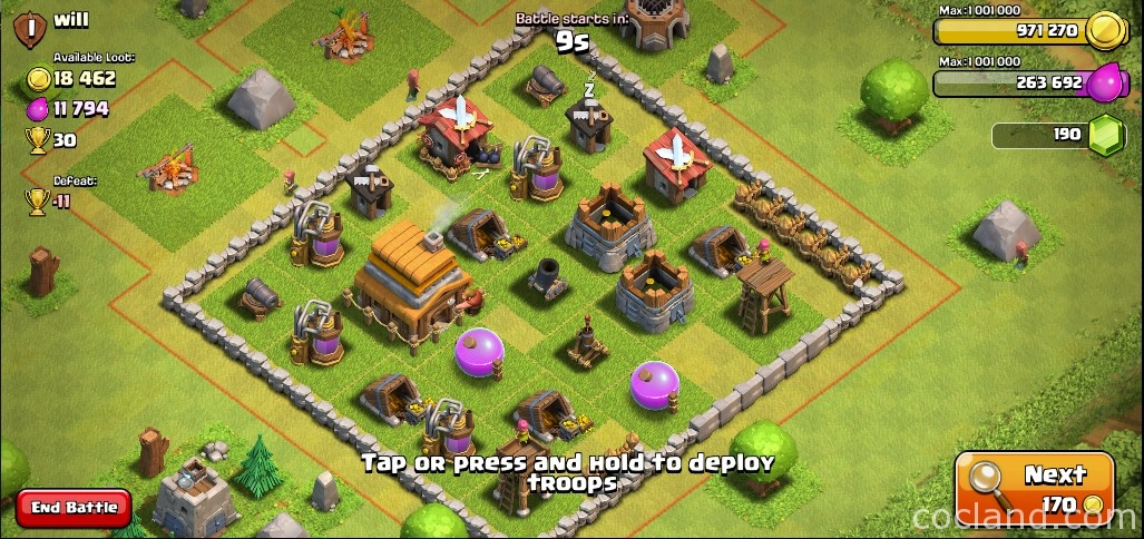 Top common mistakes in Clash of Clans