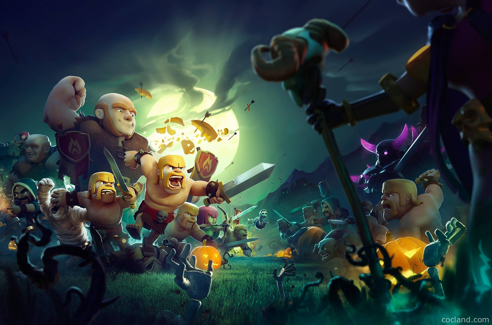 clash-of-clans-halloween