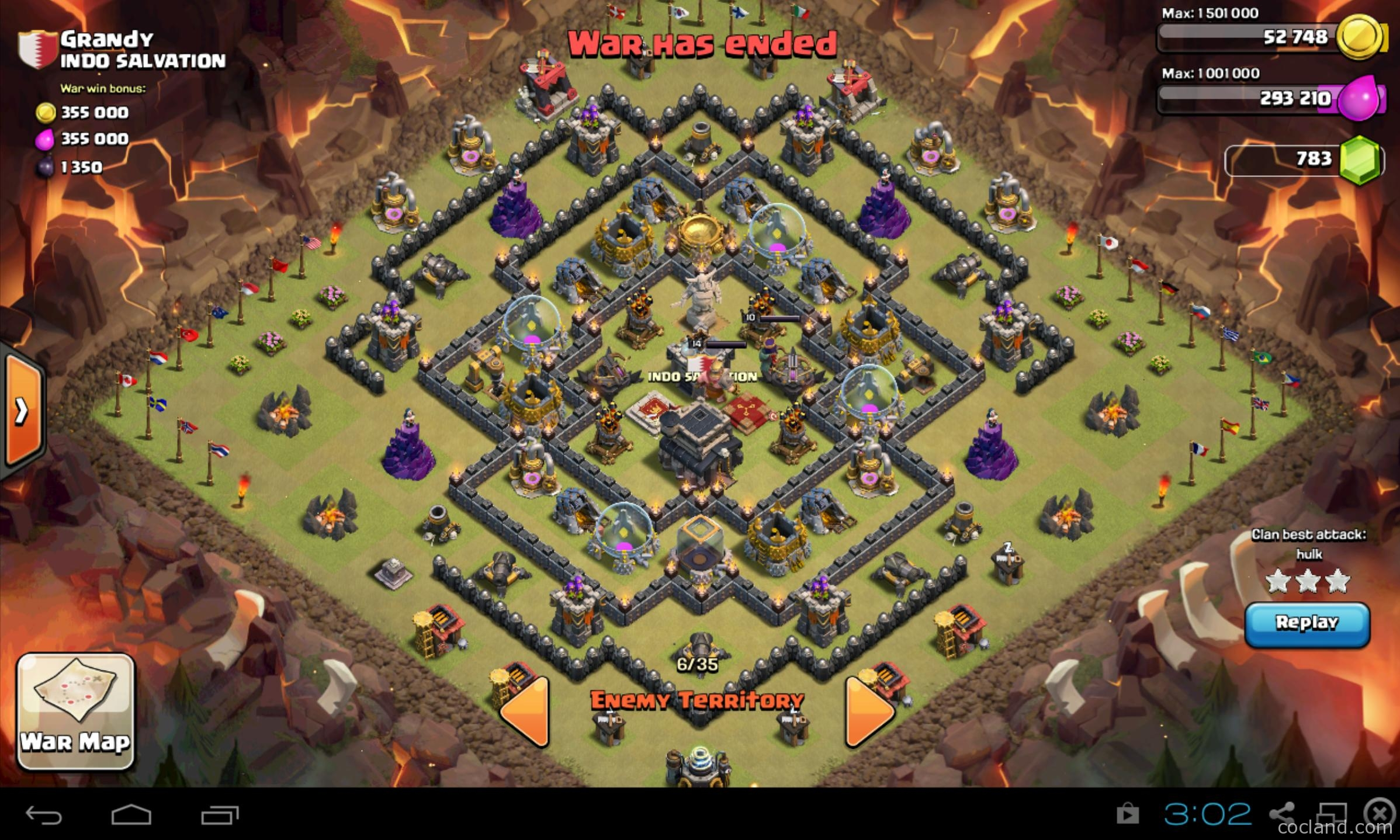 New base farming th 9 terkuat release reviews and models on