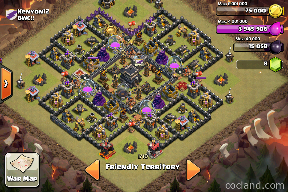 Cyanide war base was created to stop 2 star wins from