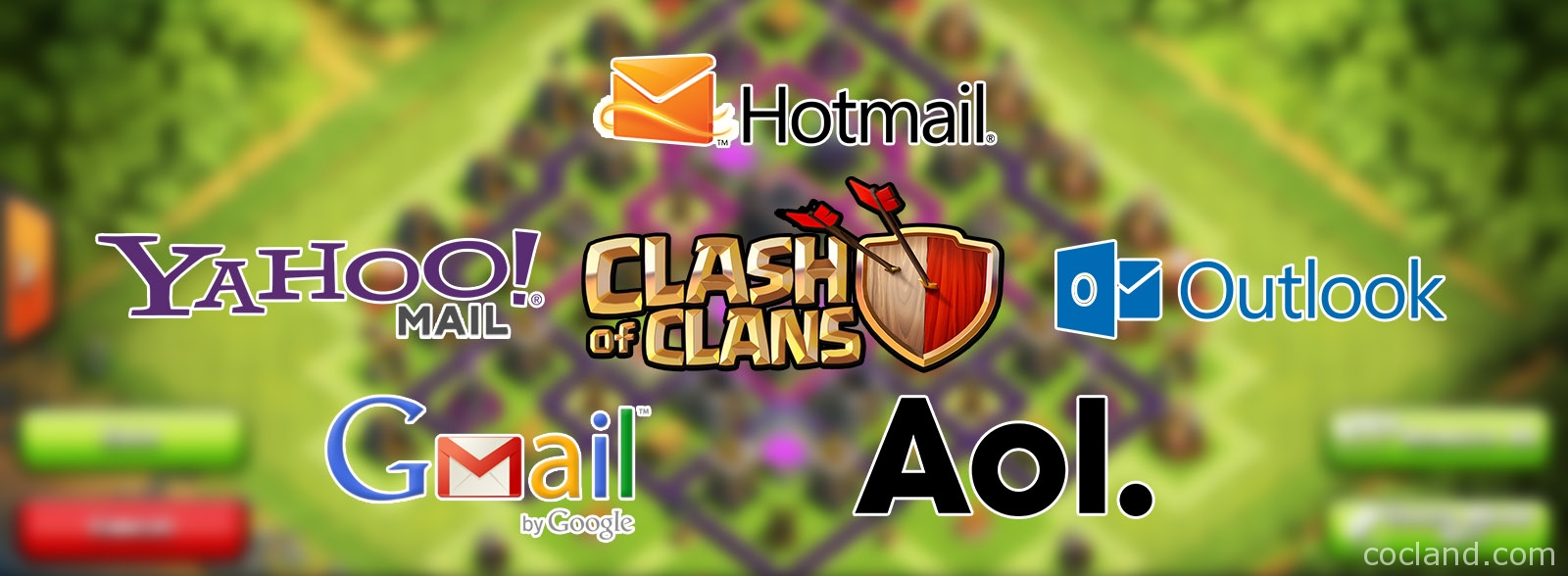 How To Change Email For Clash Of Clans Google And Apple Id