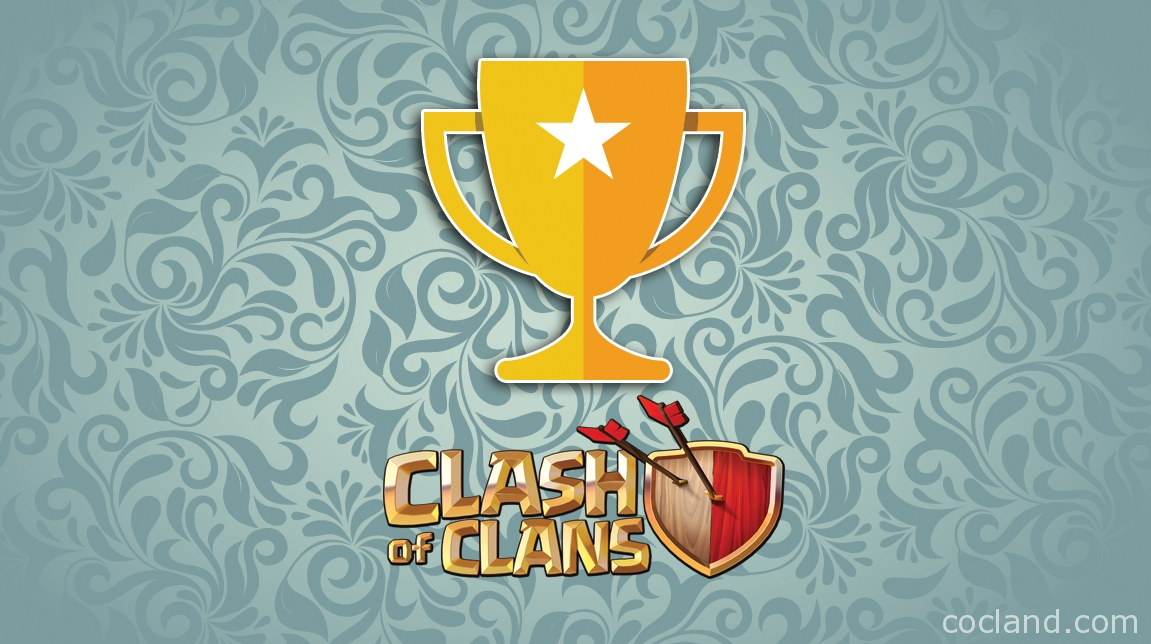 Clash of Clans trophies