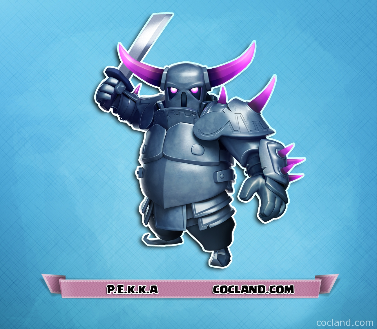 P.E.K.K.A Clash of Clans