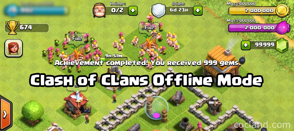 How to download clash of clan on your mobile devices.