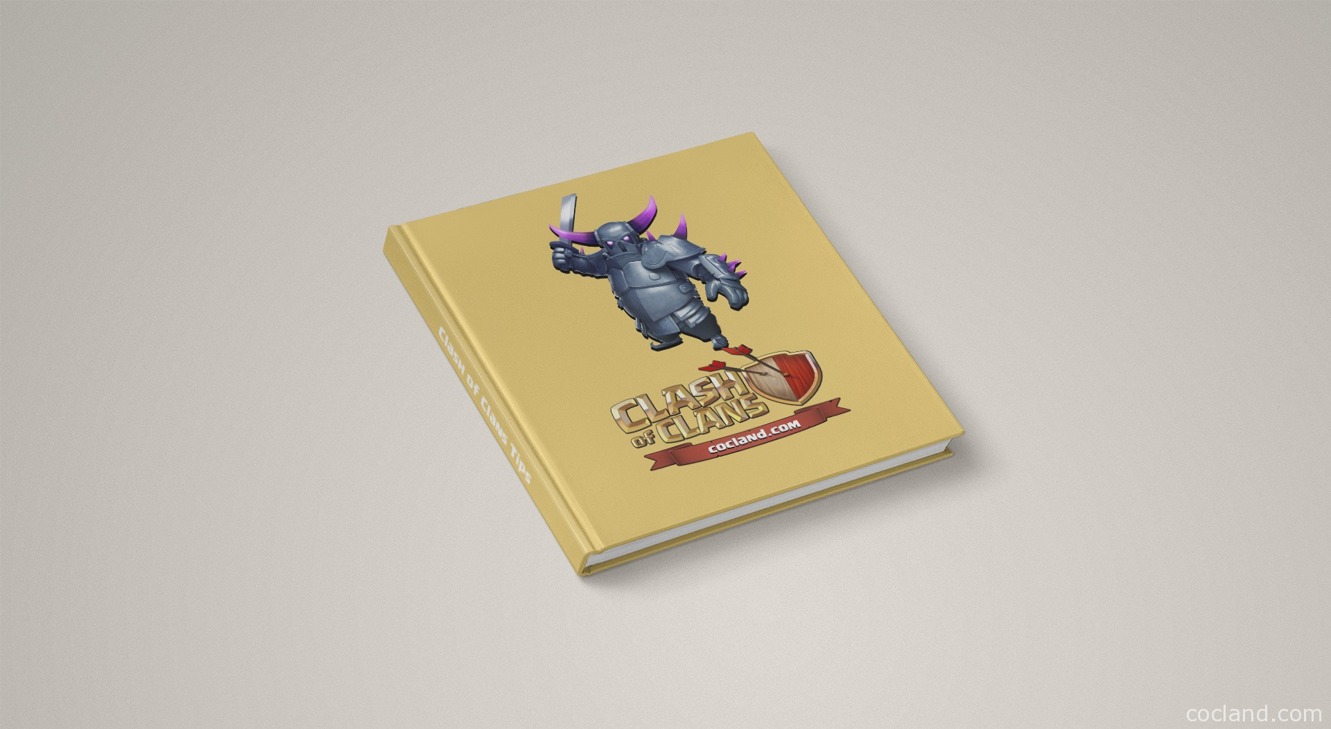 Clash of Clans Tips Book