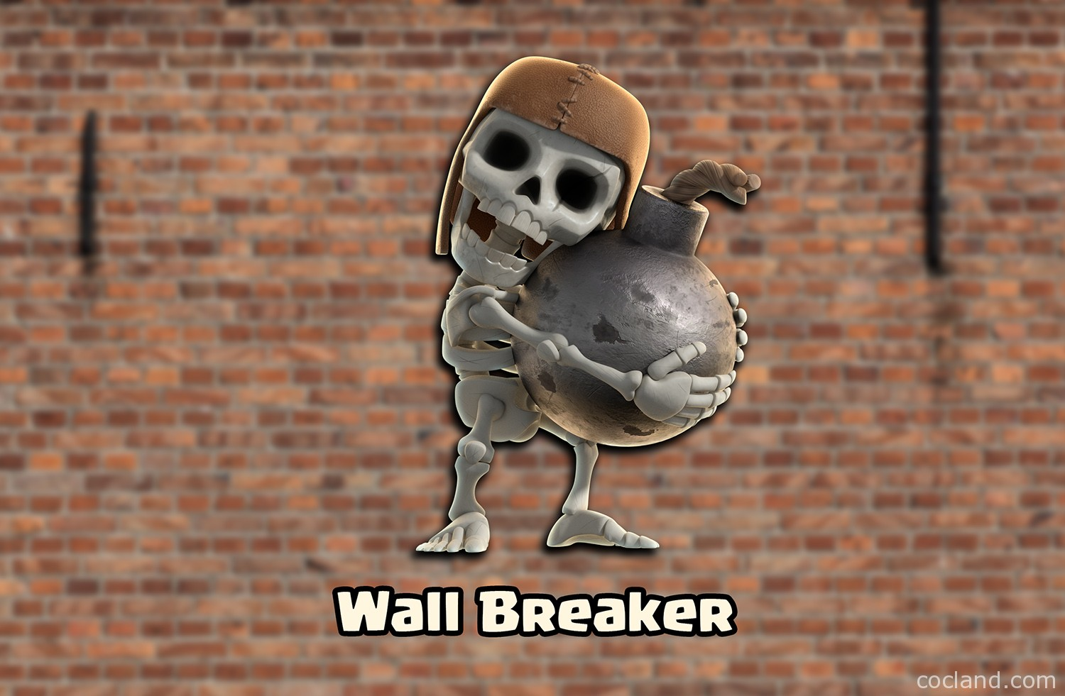 Clash of Clans Wall Breaker
