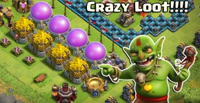 crazy loot new Clash of Clans update