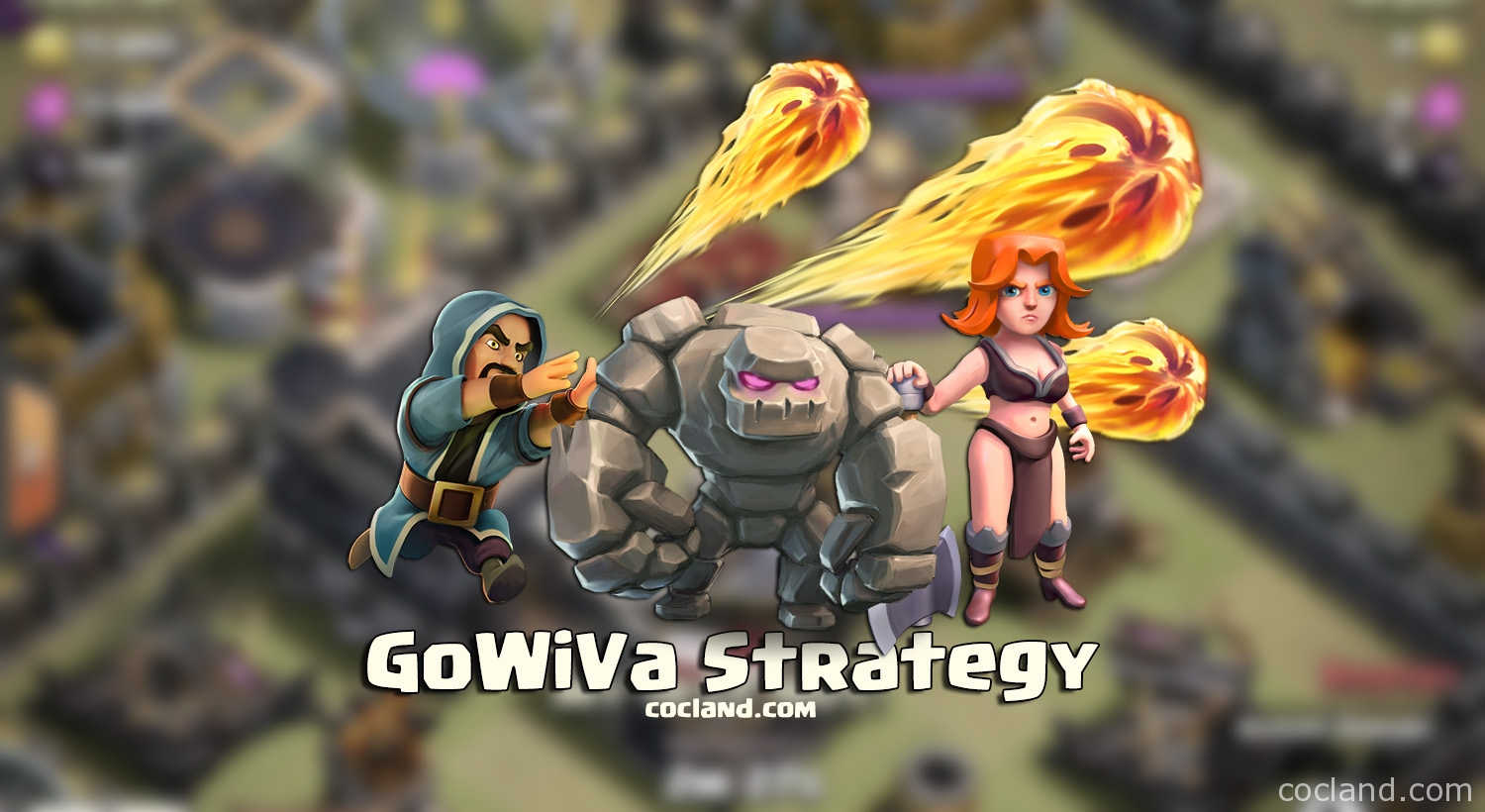 attacking strategies clash of clans
