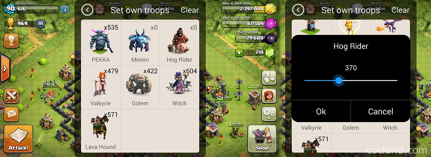 Xmodgames Best Tool For Clash Of Clans
