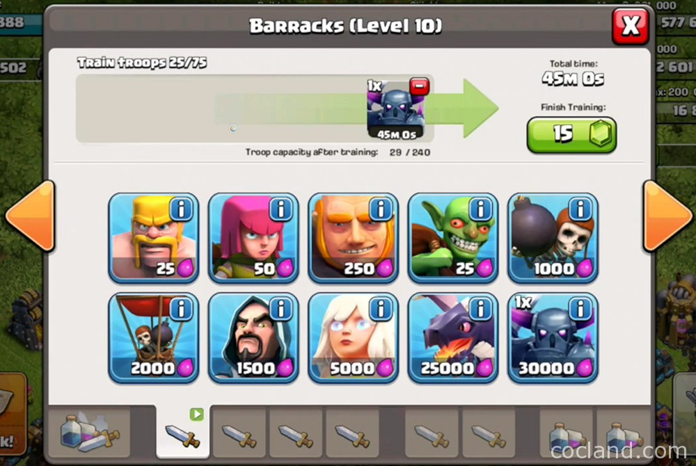 clash of clans level 5 dragon update for windows