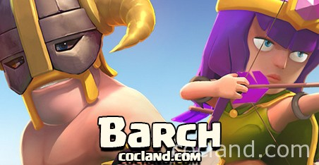 Barch Army Composition