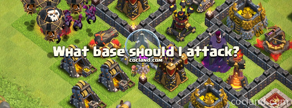 Base you should attack