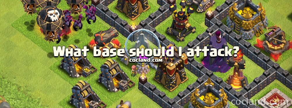 Base you should attack