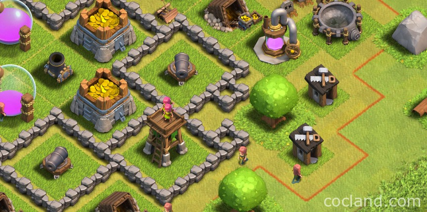 6 Common Mistakes While Designing Base Clash Of Clans Land