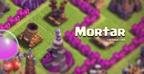 Clash of Clans Mortar