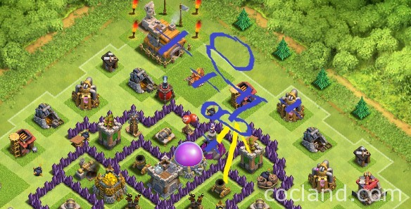 Southern Star base against Barch