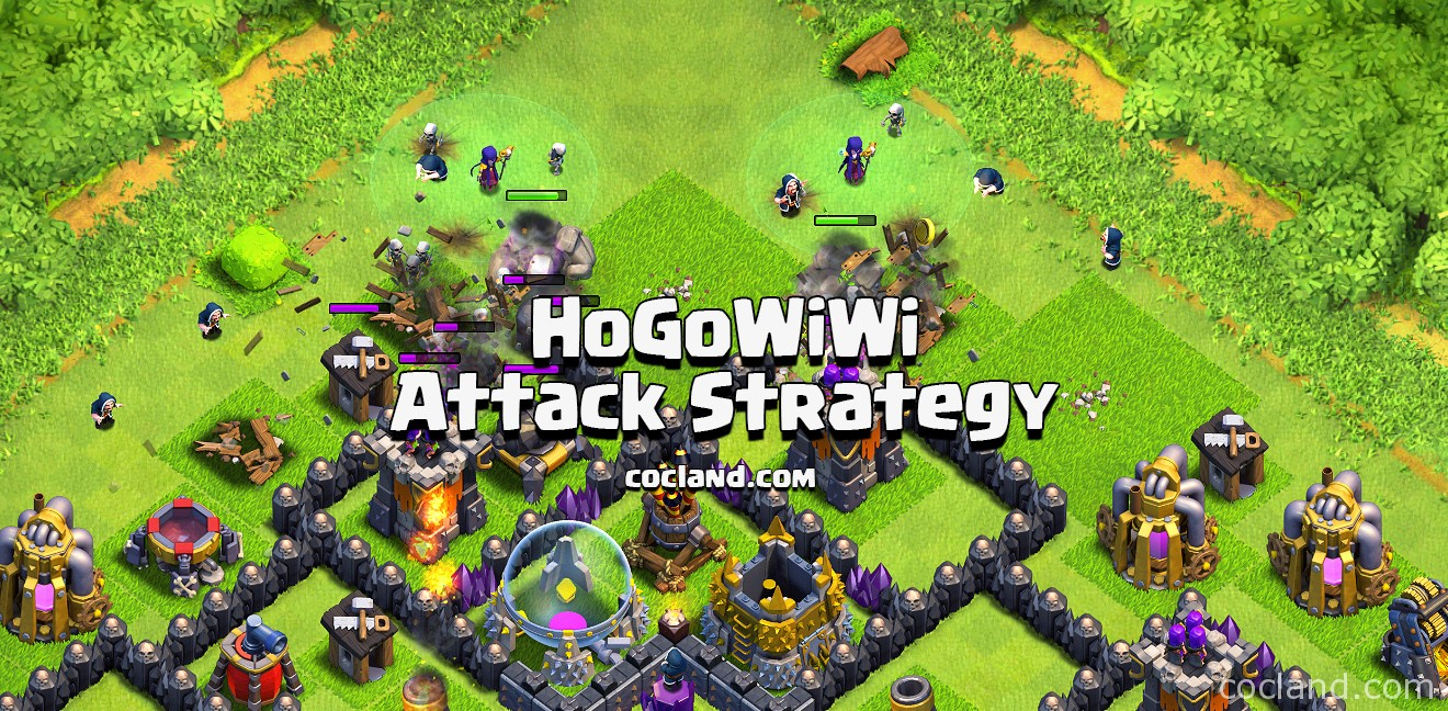 HoGoWiWi Attack Strategy