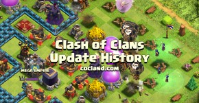 Clash of Clans Update