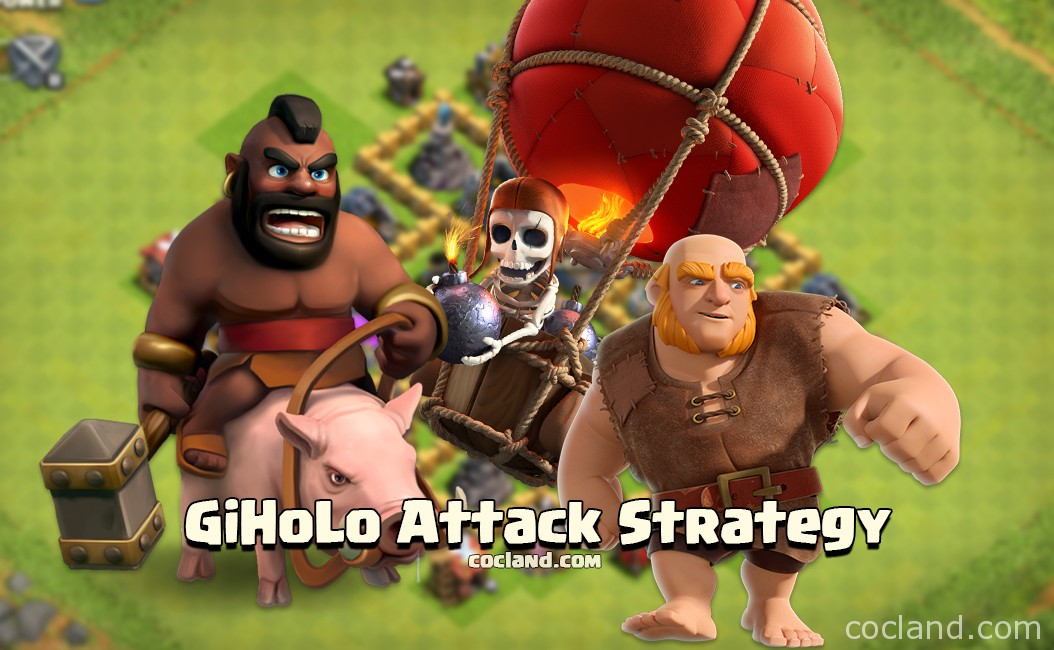 GiHoLo Attack Strategy