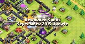 Reworked Spells September Update