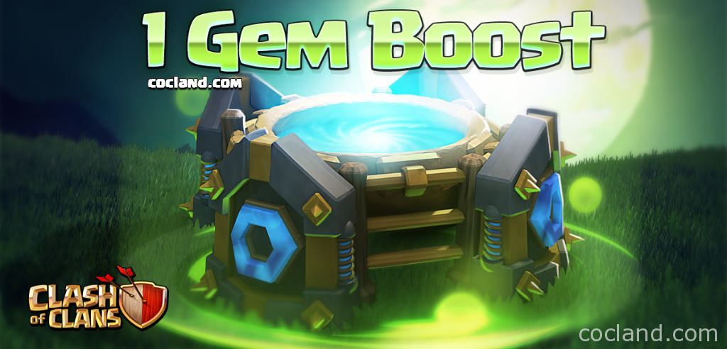 1-gem-boost-clash-of-clans