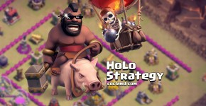 HoLo Attack Strategy