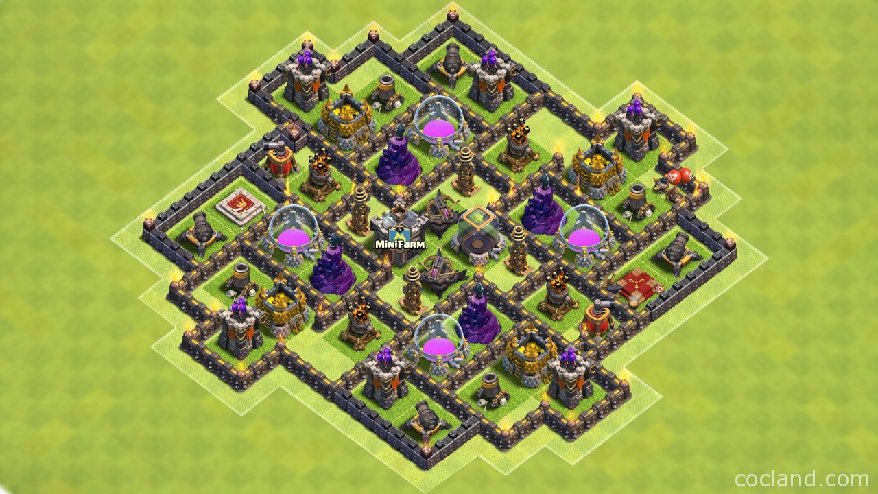 imexi-symmetrical-th9-dark-elixir-farming-layout-2