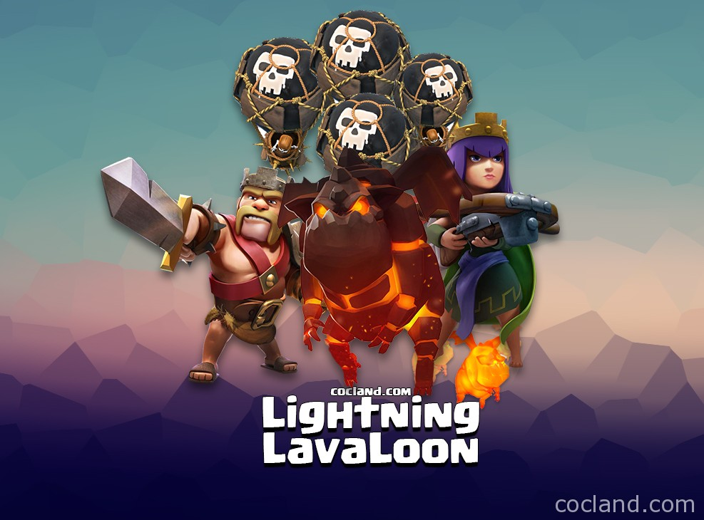 LightningLaLoon Attack Strategy