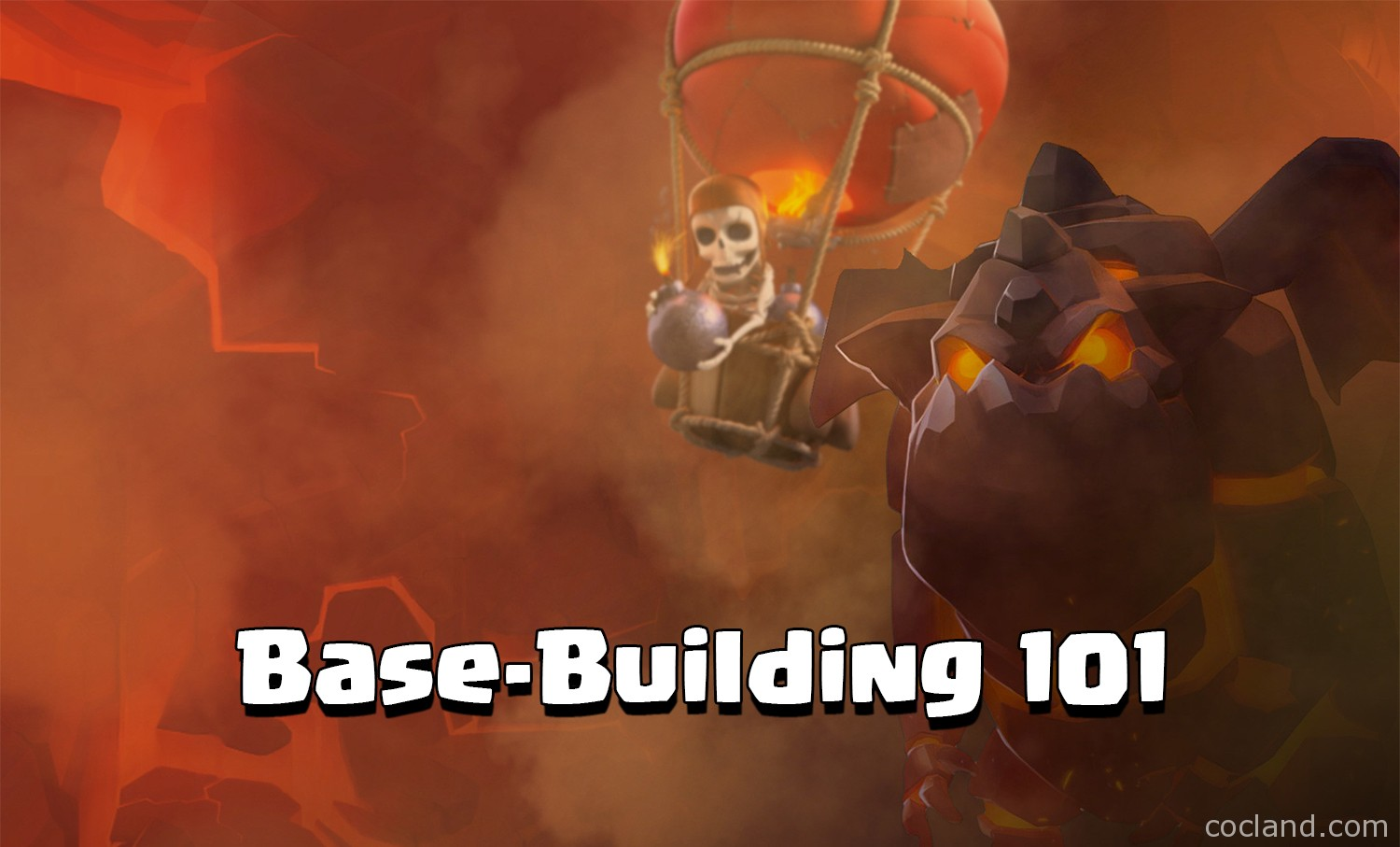 In-Depth Base-Building Guide Clash of Clans